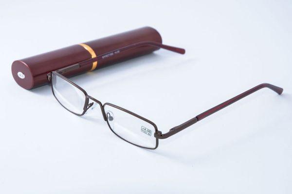 Очки в футляре (ручка средняя) 7812  фото