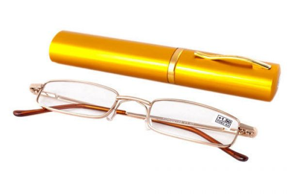 Очки в футляре (ручка узкая) 2134 фото